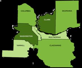 Portland-Vancouver Metropolitan Area